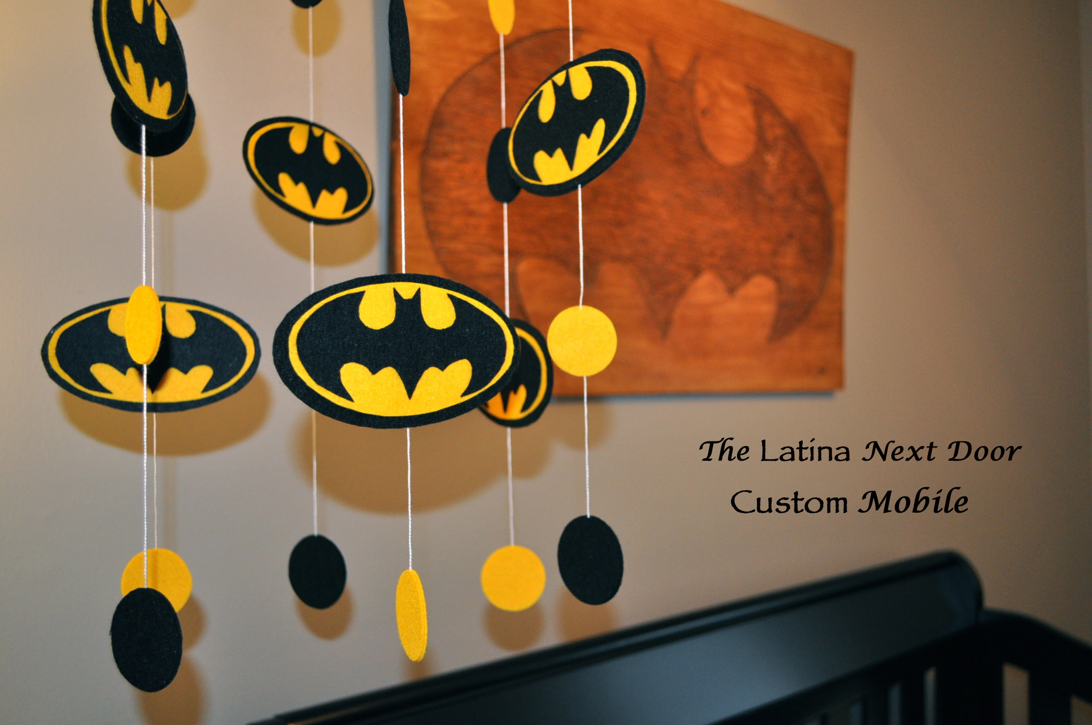 Bat Mobile Tutorial The Latina Next Door