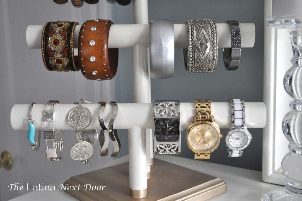 DIY Jewelry Holder 10